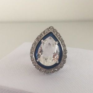 NWOT Kenneth J Lane cubic zirconia ring
